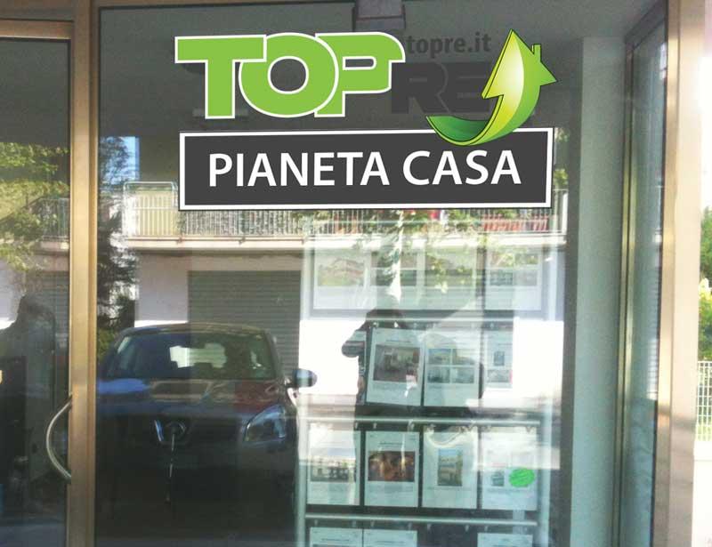 TopRE PIANETA CASA di Remo Tumini