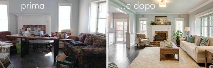 Trendy ordine pulizia e tocchi di colore queste sono le - Pulizia casa dopo lavori ...
