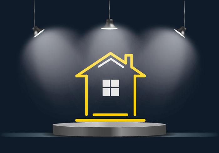 TOPRE mostra la tua casa nella sua luce migliore
